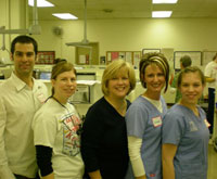 Dr. Rachel and Staff Participate at Smile Ky! Again